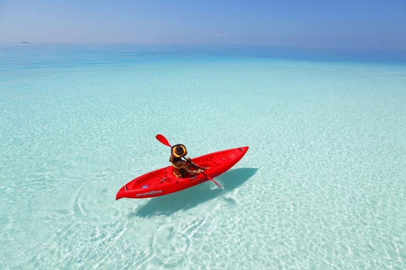 Velassaru Maldives Luxury Travel boat