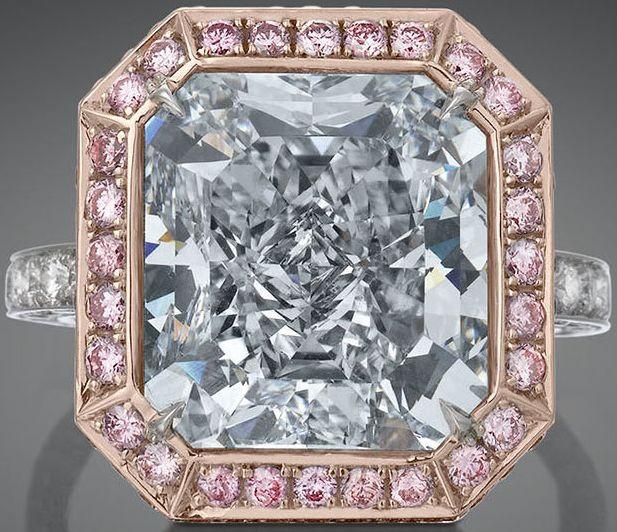 Blue Diamond World`s Most Expensive Diamond