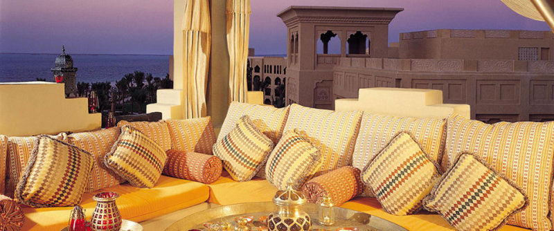 The Rooftop Terrace, The One & Only Royal Mirage