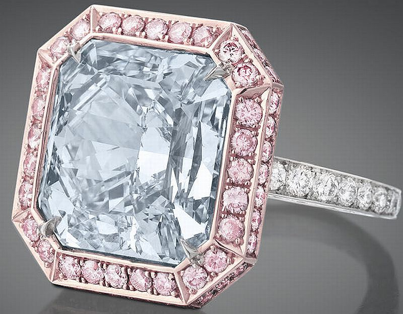 World`s Most Expensive Diamond ring