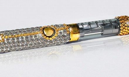 World's most expensive e-cigarette