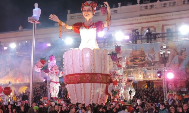 Carnival Nice – main winter event on the Riviera