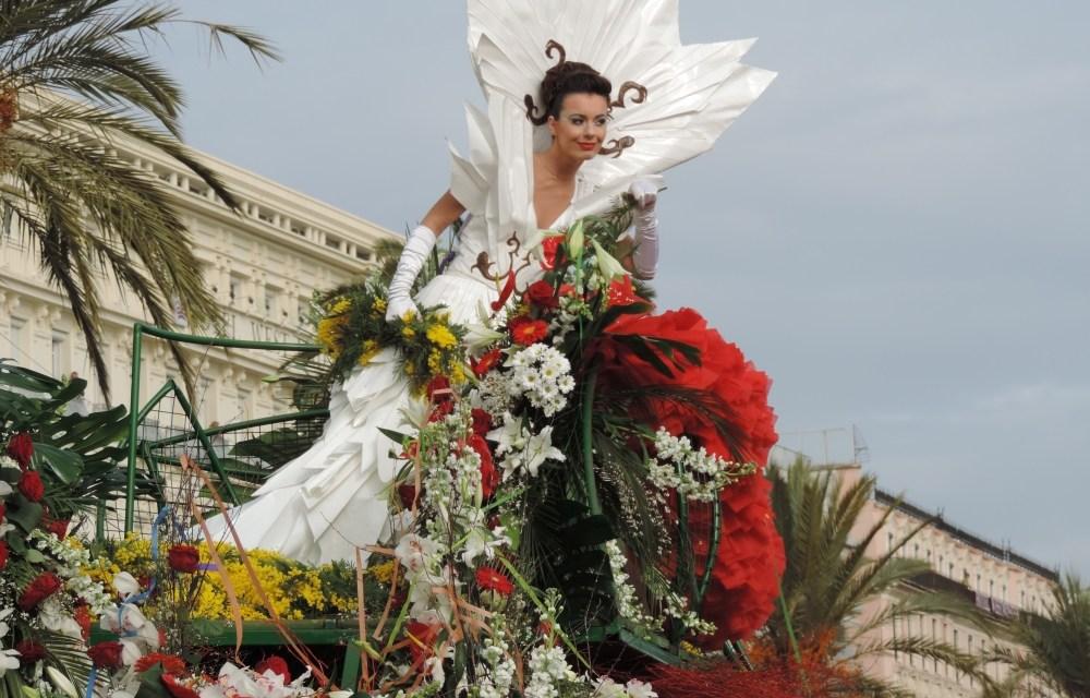 Carnival Nice – Flower parades