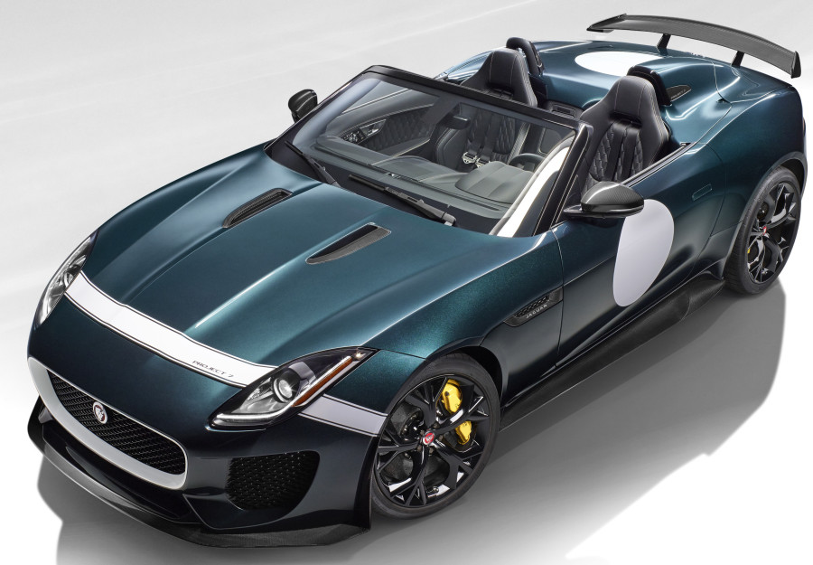 Jaguar F-TYPE Project 7-02