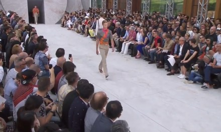 Louis Vuitton Men's Spring/Summer 2015 Fashion Show
