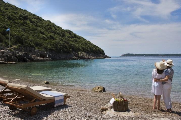 Regent Porto Montenegro Dobrec Beach