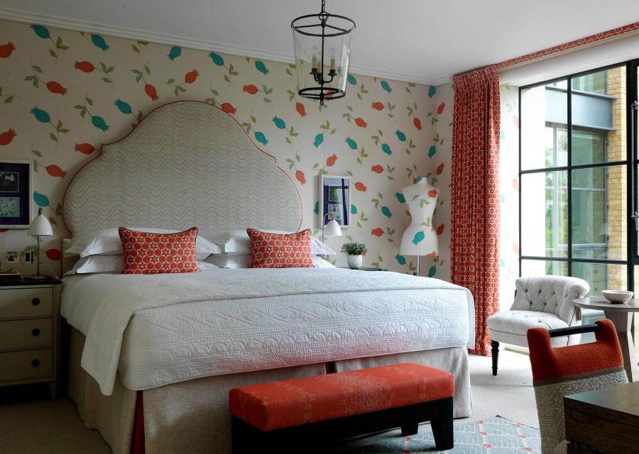 Ham Yard Hotel: Unexpected Design