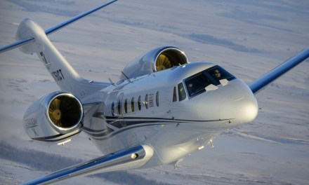 The world's fastest business jet