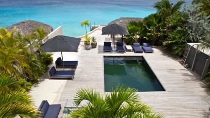 Piet Boon Bonaire pool
