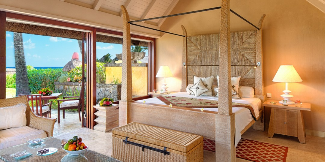 luxury pavillion The Oberoi, Mauritius