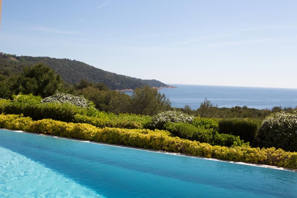La Reserve Ramatuelle hotel villas pools