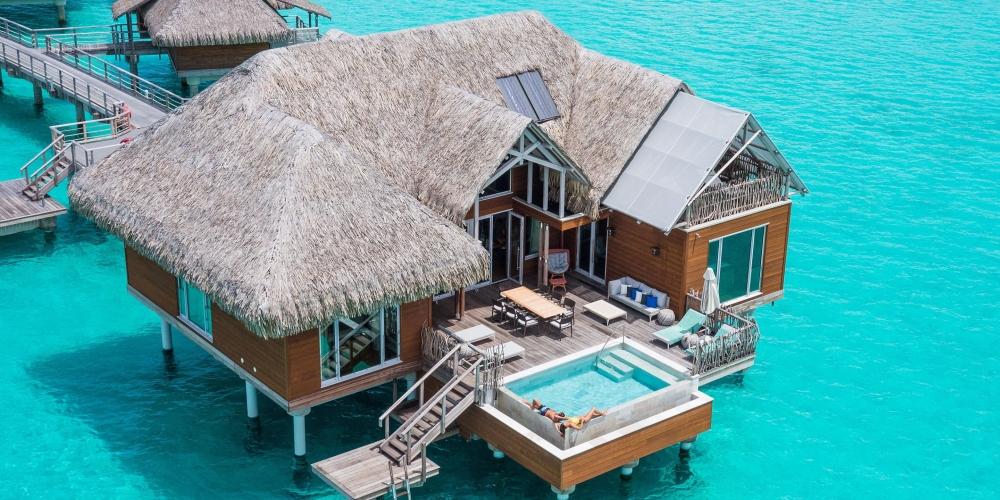 Intercontinental Bora Bora Resort Thalasso Spa Your Eco