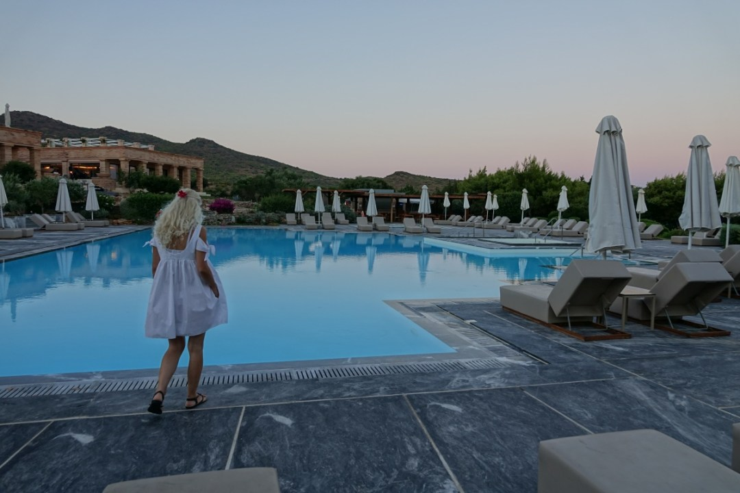 Cape Sounio, Grecotel Exclusive Resort, main pool