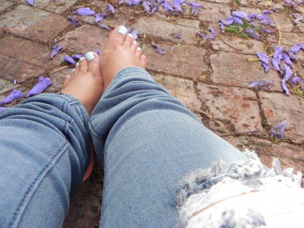 rain-feet