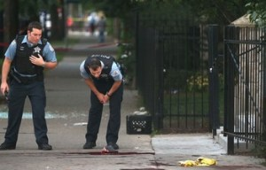 Over 30 People Shot Within Four Days In Chicago