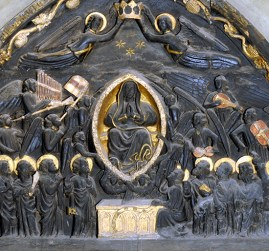 Lunette of Assumption, Cathedral of Savona*