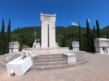 Mausoleum, Shrine of Italian victories