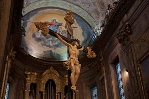 Crucifix, Cathedral of Savona*