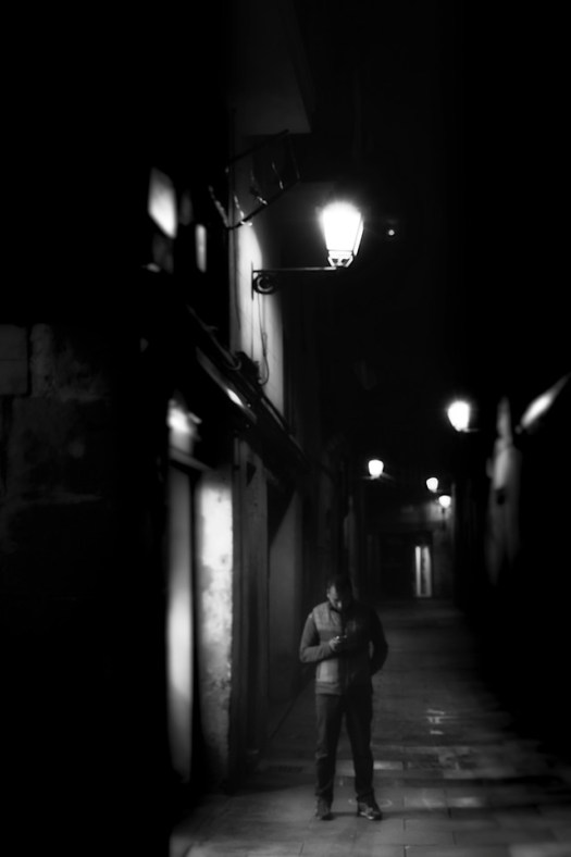 Late Night in Barcelona