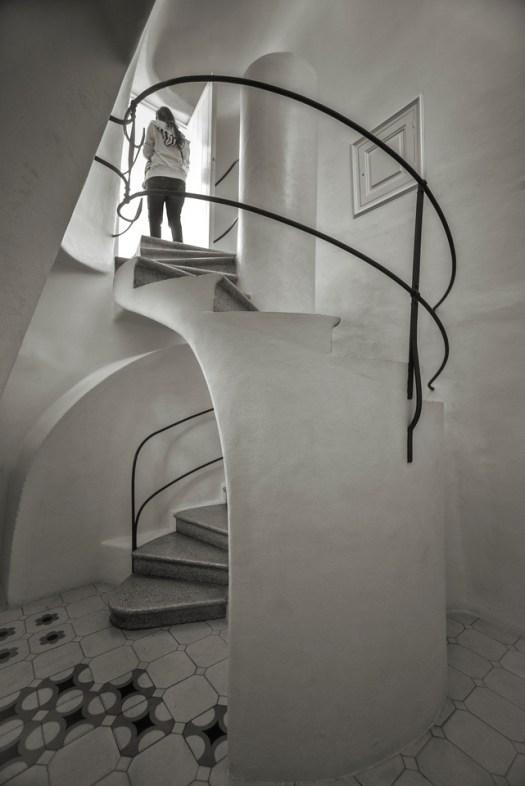 Casa Batlló Stairway