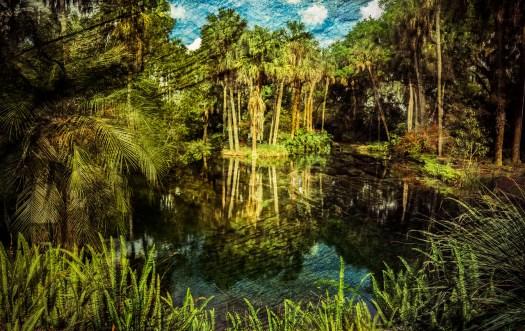 Bok Tower Gardens in Polk County Florida.
