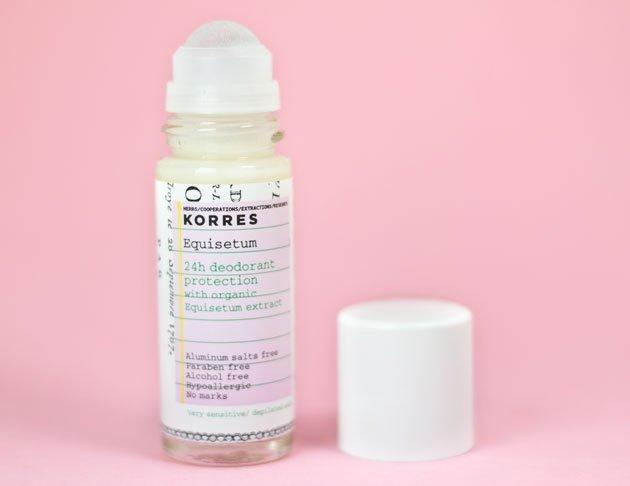 deodorant sans parfum