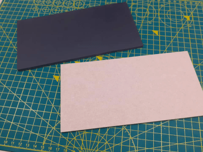 The envelope for the gift