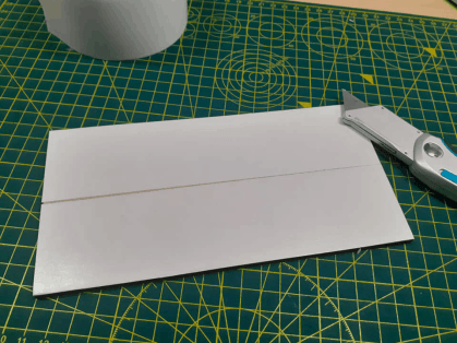 Shape the Gift Paper
