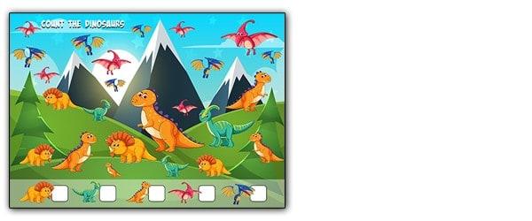 Prehistoric Activities Worksheets