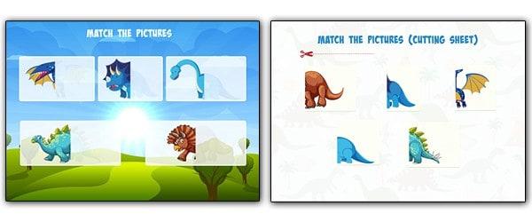 Free Printable Dinosaur Worksheets
