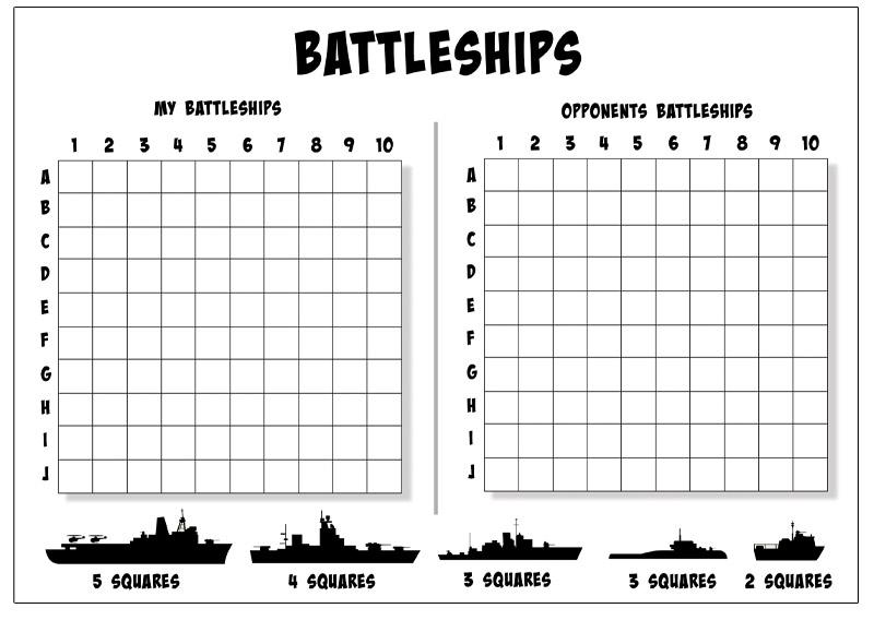 free battleship game