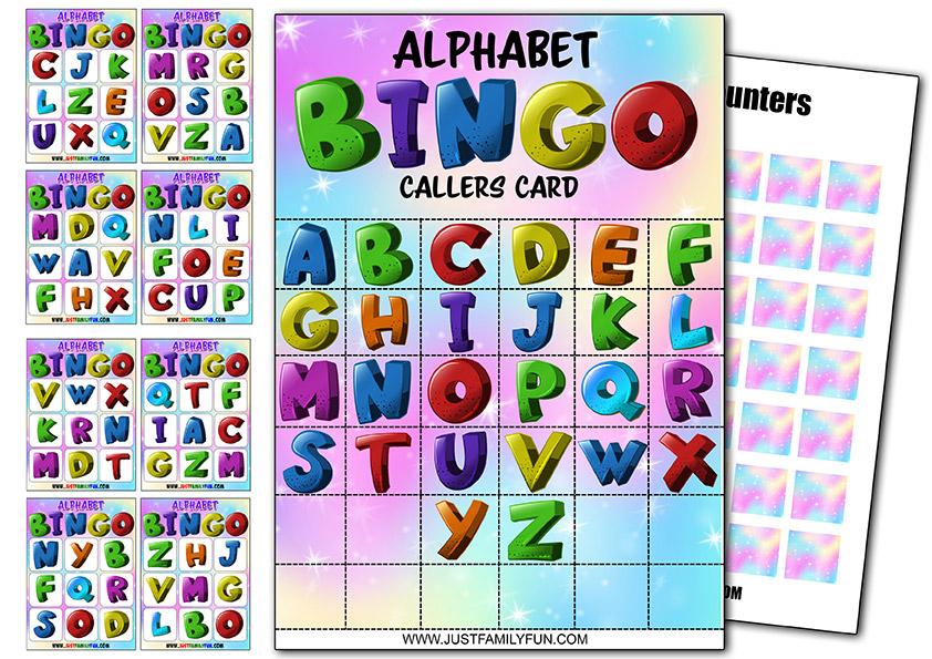 Alphabet Bing