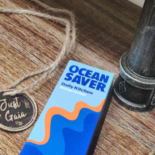 Ocean Saver Orange wave Daily Kitchen Orange Wave