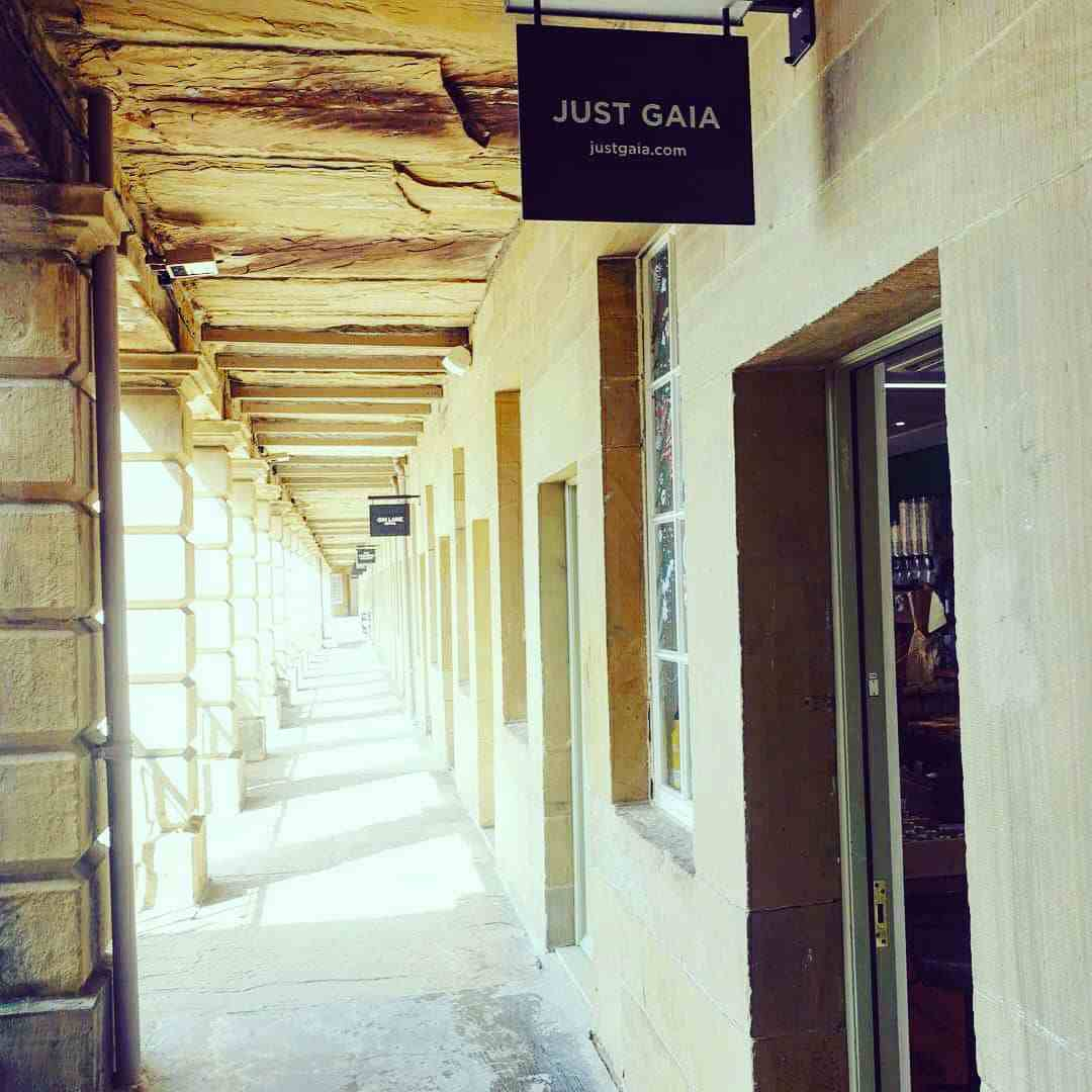 Plastic Free July at Just Gaia in the piece hall uk
