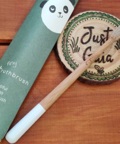 Children's Bamboo Truthbrush Toothbrush