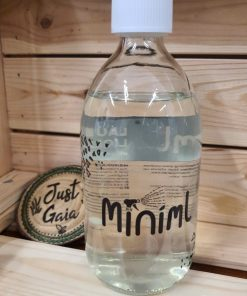 Miniml Laundry Liquid Detergent at Just Gaia Halfax, Uk in store on display