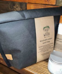 Hot Cloth Cleanser Gift Set close up at Just Gaia