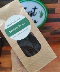 loose leaf British Brew tea