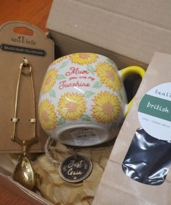 Mum You are my sunshine pack. Part of the mum mug and tea gift set at Just Gaia