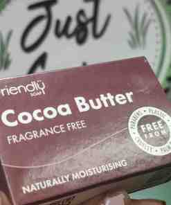 Cocoa Butter Friendly soap