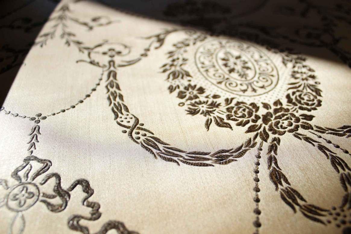 textile Tapeten