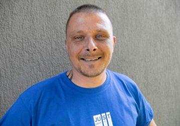 Maik Mickley Bauleiter Just GmbH Zittau