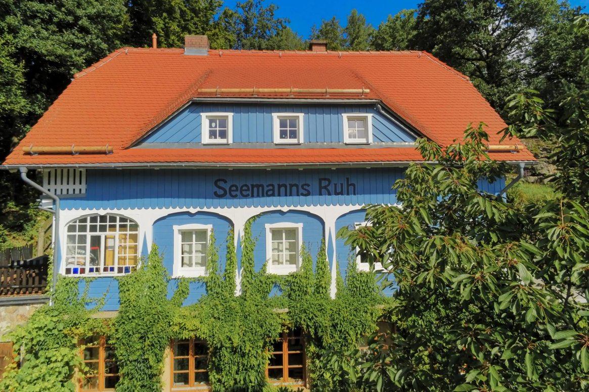 Ferienhaus Semanns Ruh