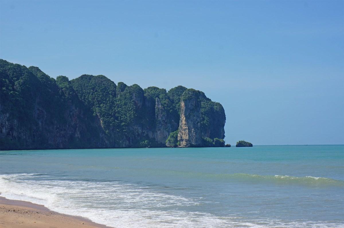 Reisdagboek Thailand - Ao Nang
