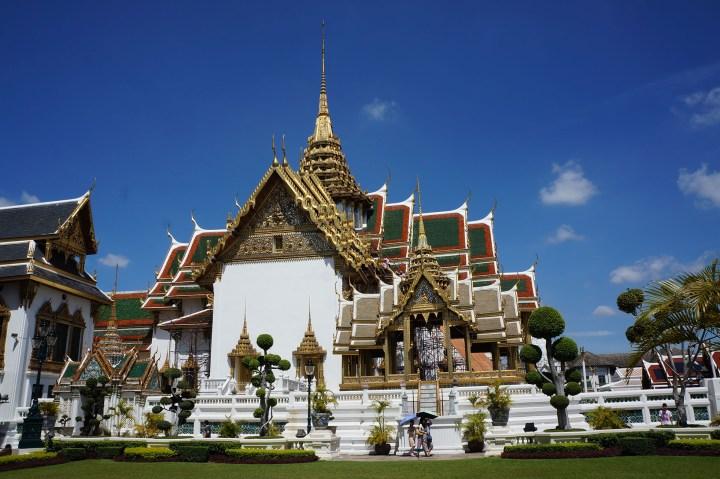 Reisdagboek Thailand – Bangkok