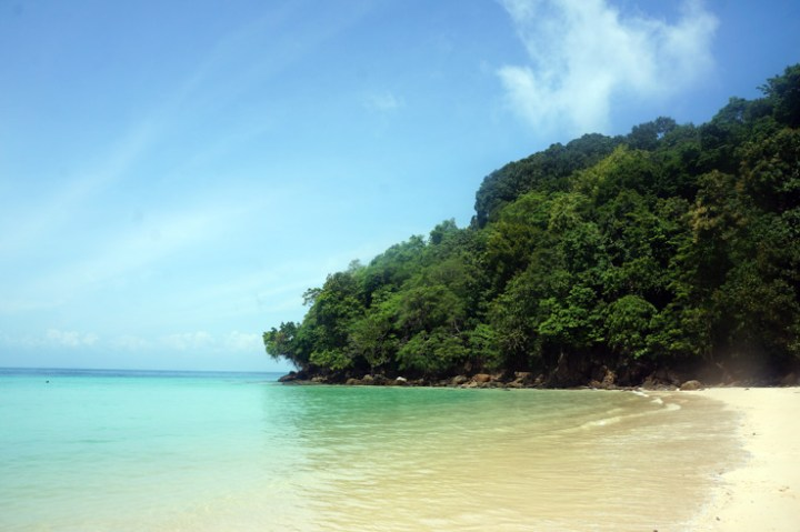Koh Phi Phi paradijs