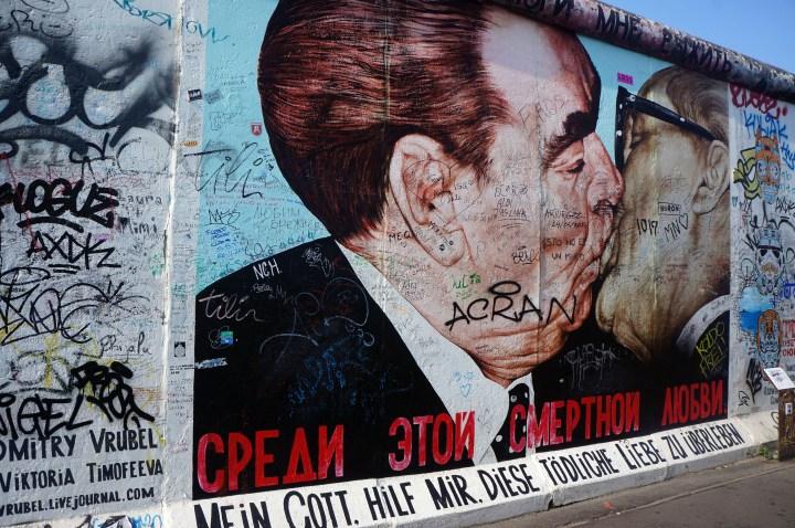 Berlijn East Side Gallery