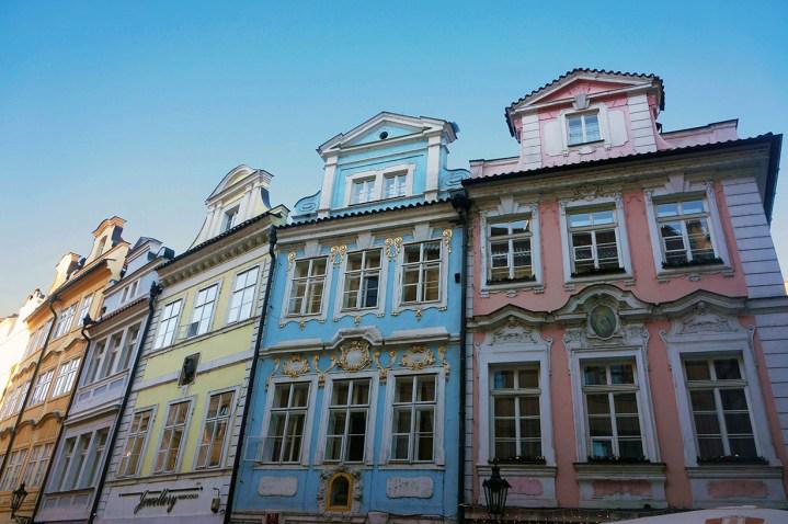 Praag Tsjechie stedentrip