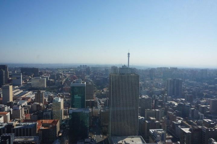 Johannesburg Zuid Afrika