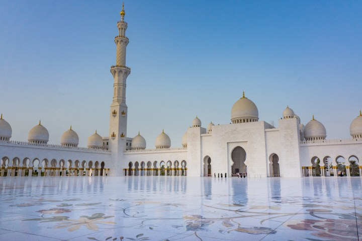 Abu Dhabi in 3 dagen